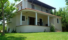 Villa in Pefki RE0291, 3 bedroom, Эвия
