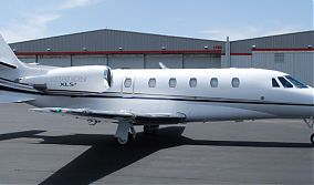 Самолет Citation XLS