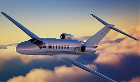 Самолет Citation CJ3
